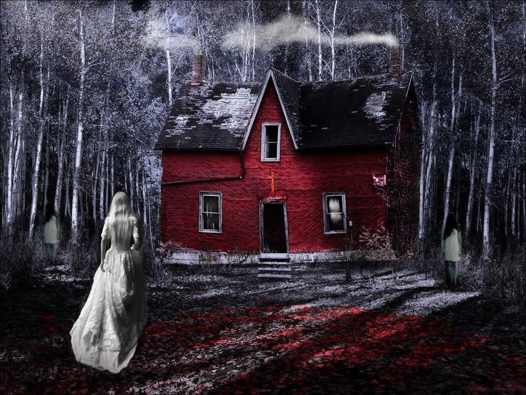услуги призраки картинки с призраками настоящее